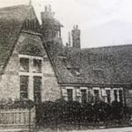1885: The previous buildings were replaced by a building costing £2,330. There were 3 classrooms with an adjoining room divided by a folding screen. It certainly had no frills – no hot water, no staff room, staff and children's toilets 100 yards away across the playground. It was opened on September 17th 1885, by the Vicar, the Revd. W. Wilks.