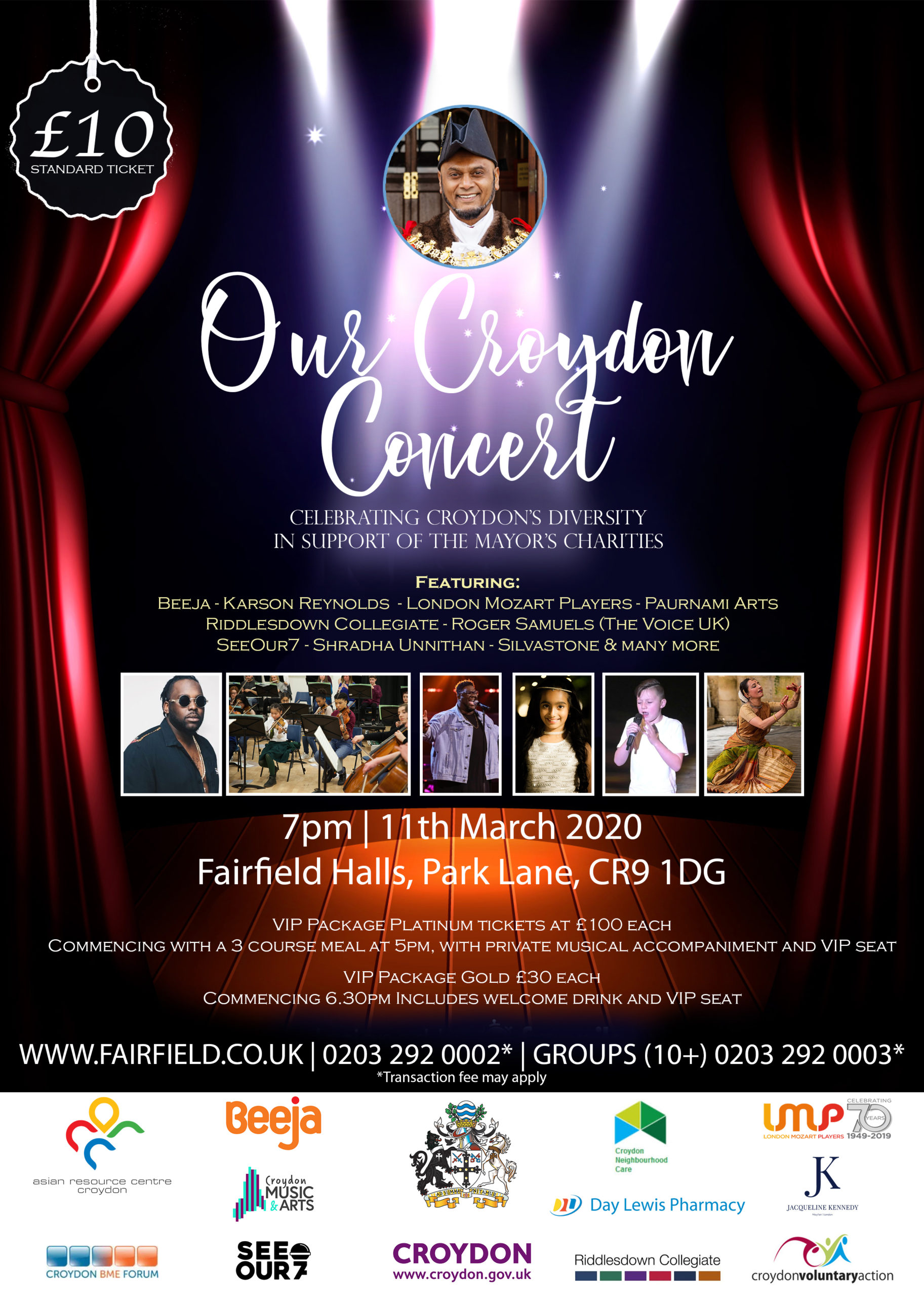 Our Croydon Concert Flyer A4 FINAL
